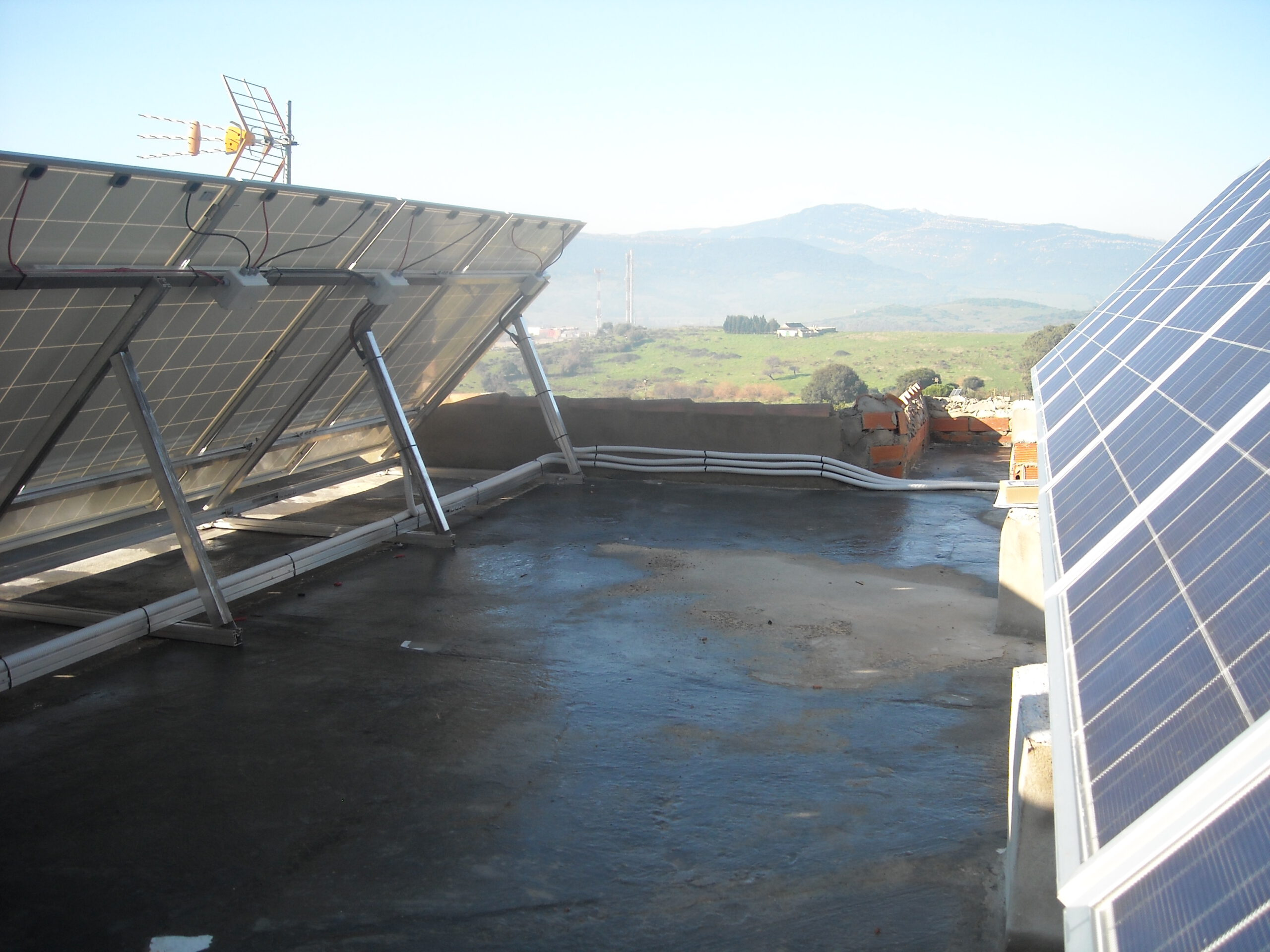 instalaciones solares aisladas